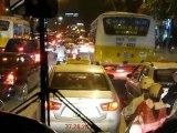 VIETNAM circulation dans les rues de Hanoï