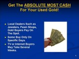 How Soon Do CT Gold Buyers Pay Cash When Selling My Gold?