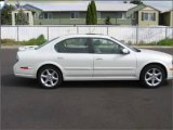 2002 Nissan Maxima for sale in Cornelius OR - Used ...