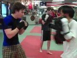 Kickboxing Chico, Azad's Martial Arts, MMA