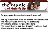 Mississauga Couples Counselling:: How To Get Your Ex Back
