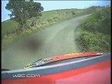 WRC Onboards- New Zealand 2010- P.Solberg Crash SS21