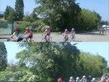 Salaise sur sanne // Charvieu Chavagneux Isère Cyclisme