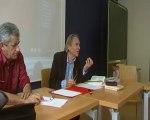 Jean Pierre Faye 6 Colloque Philosophie Praxis Ecologie UPJV