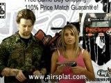 AirSplat ON DEMAND: WE M92 Gas Blowback Airsoft Gun Pistol E