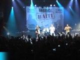 concert de soutien a Haiti au Bataclan