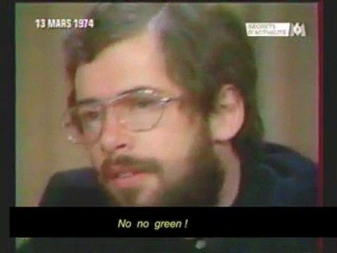 Claude Vorilhon, Rael -13 mars 1974-