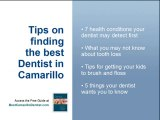Camarillo Dentist - Find an awesome dentist in Camarillo