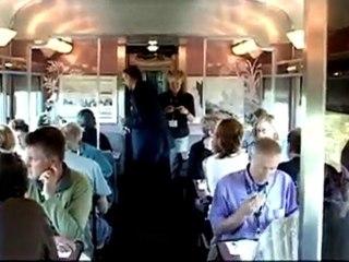 All Aboard the VIA Rail Train to Churchill