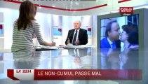 LE 22H,Bernard Frimat, vice-président socialiste du Sénat