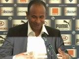Football365 : La conférence de Jean Tigana à Bordeaux