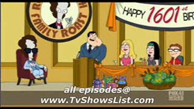 Watch American Dad! Season 5 Episode 18, part 1/10