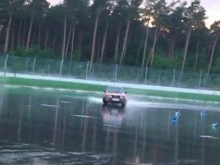 Drift-Training am Hockenheimring