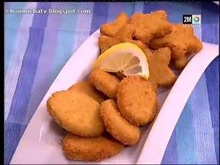 Recette de poisson pané frit