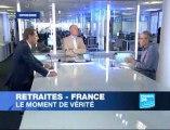 Retraites – France : le moment de vérité