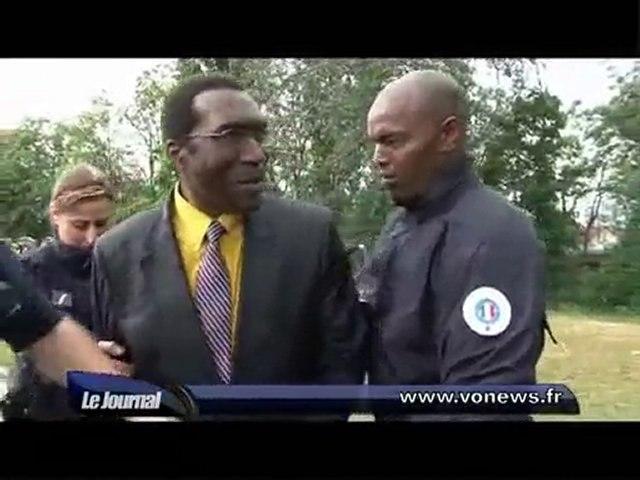 Arrestation de Eugène Rwamucyo