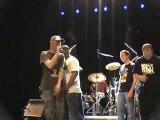 Concert Casey B-James avec Zone libre et F2M