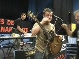 Bistro bistro concert au 67° congrès Fédération Anarchiste 2