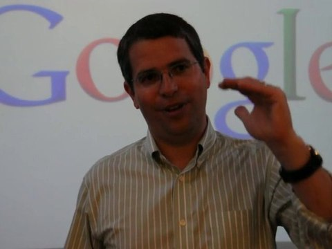 Interview de Matt Cutts (Google) à Paris [VIDÉO NON MONTÉ]