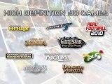 Gameloft : Les jeux 3D HD pour les téléphones Androïd