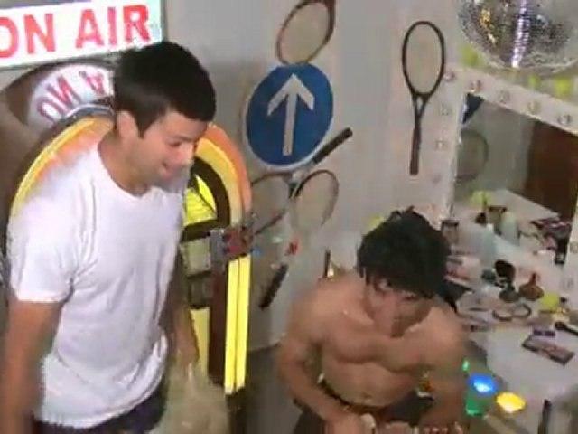 Djokovic parodie le clip de Shakira avec Nadal