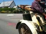 Tour de Bretagne Autos Anciennes 2010 Défilé Sud