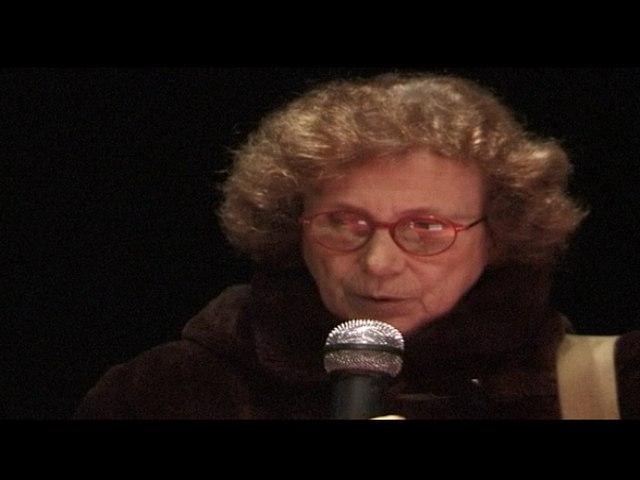 Elisabeth DE FONTENAY - Maître de Conférence (2000)