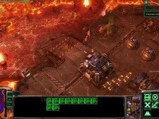 Une mission de Starcraft 2