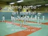 Karaté Taï-Jitsu Leers Cours enfants