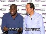 Chifoumi : Portugal - Cameroun (match amical)