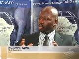 MALAMINE KONE sur AFRICA 24