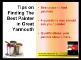 Great Yarmouth House Painters - Great Yarmouth House Painter