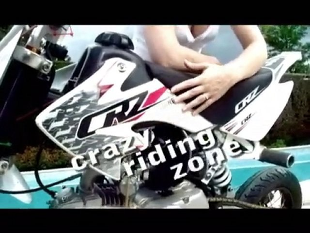 Pit Bike Stunt / Crazy Riding Zone