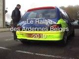 Rallye des Ardennes Belges 2010