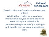 We Buy Houses Cash Napa, CA Stop Foreclosure