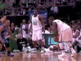 Point guards Nate Robinson and Rajon Rondo team up to lead t