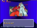 street fighter alpha 2 M. Bison