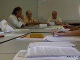 Travail préparatoire au Congrès du PCF (juin 2010)
