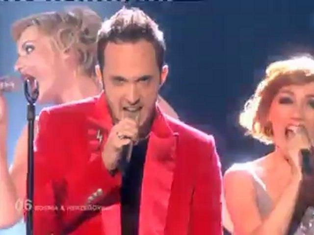 Vukašin Brajić - Lightning And Thunder (Eurovision Final)