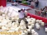 Record du monde de saut en roller par Taig Khris - Mega jump