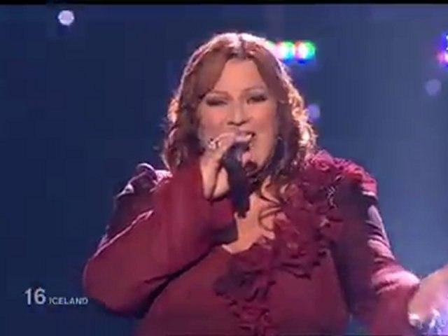 Hera Björk - Je ne sais quoi (Iceland Live Eurovision Final)