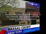 NY Teen Terrorist Makes Headlines! But Not Reagans' Son :(