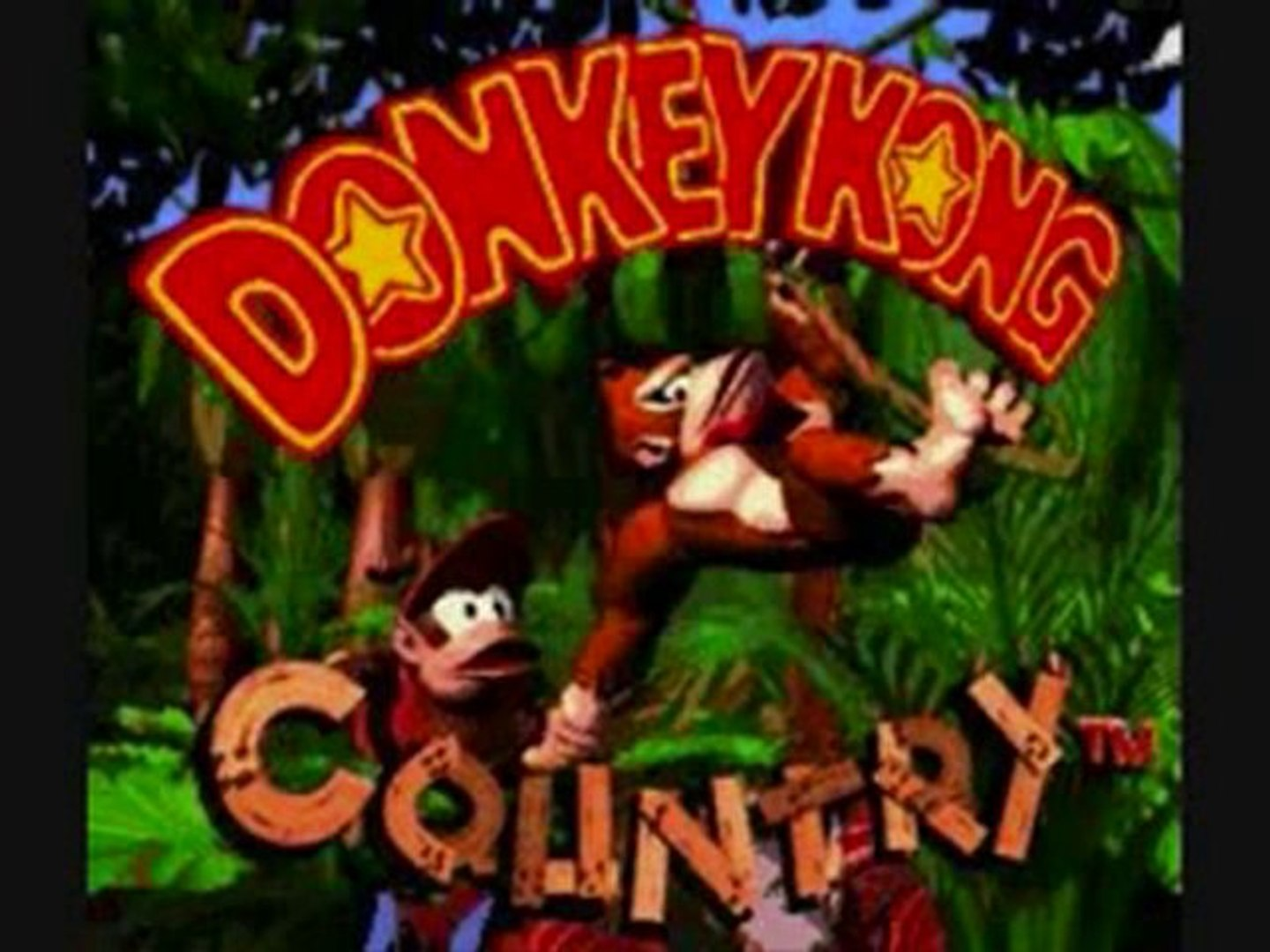 Donkey Kong Country Music - Gang Plank Galleon