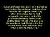 my dear Christians, don't get fooled.... wake up now