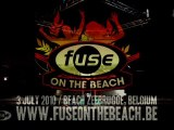 WAF! presents FUSE ON THE BEACH - Teaser (Diver)