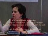 CRID 5. De Mexico au Forum Mondial Social de Dakar en 2011