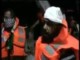 l attaque de chien juif  israelienne sur le convoi humanitaire LA LIBERTÉ