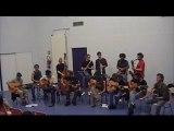 Concert de Jazz Manouche à Dozulé le 4/06/2010