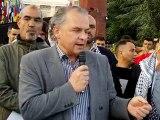 Genève Gaza ONU Massacre le Maire de GE Rémy Pagani