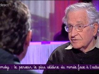 Noam Chomsky - 31 mai 2010 (1/2)